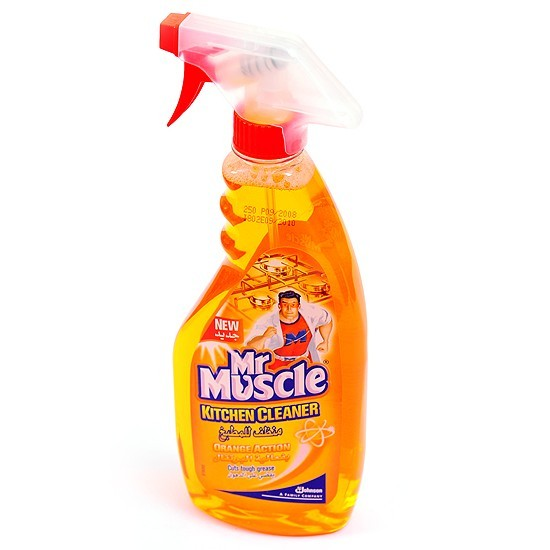 Mr.Muscle - Kitchen Cleaner 500 ml Pack