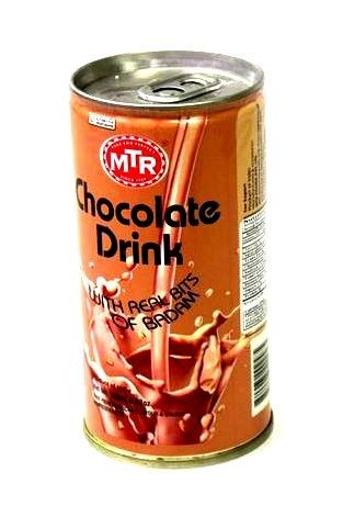 MTR Chocolate Drink - with Badam Bits 180 gm Pack