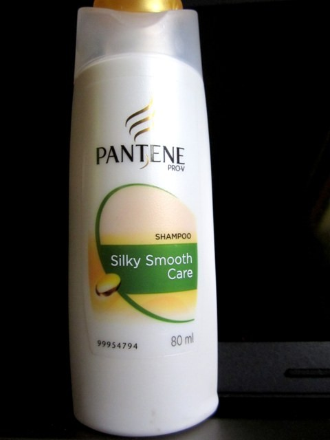 Pantene Shampoo - Silky Smooth Care 340 ml Pack