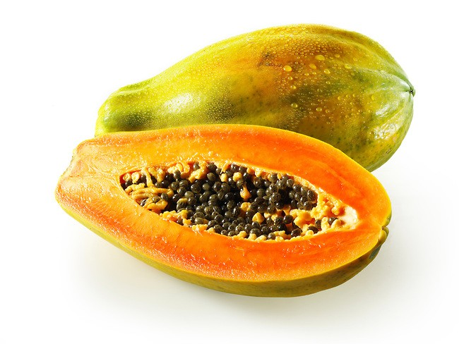 Papaya - Large (Semi Ripe)