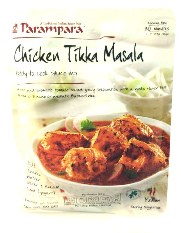 Parampara - Chicken Tikka Masala