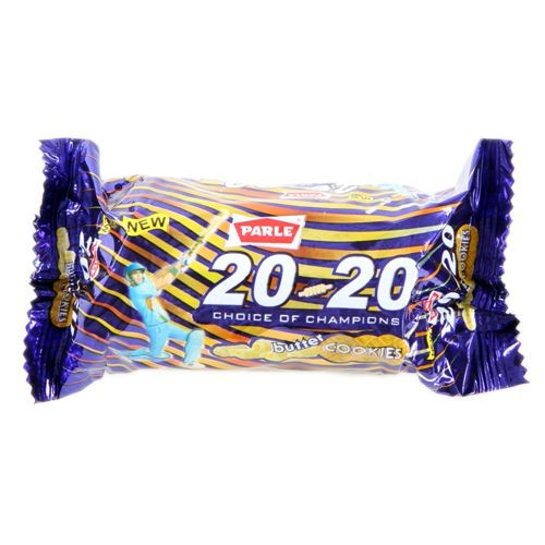 Parle 20-20 - Butter Cookies