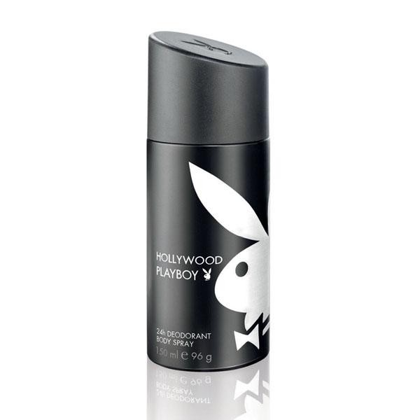 Play Boy - Hollywood Deo Spray 150 ml Packing