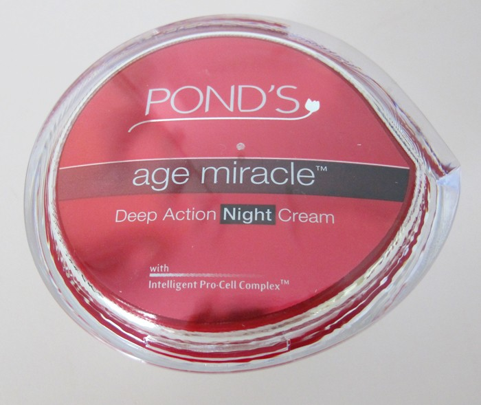 Ponds Night Cream - Age Miracle 50 gm Pack
