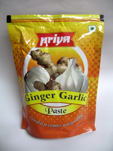 Priya Paste - Ginger Garlic