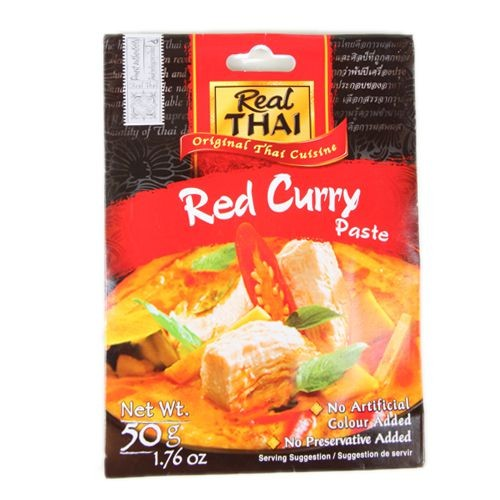 Real Thai Paste - Red Curry