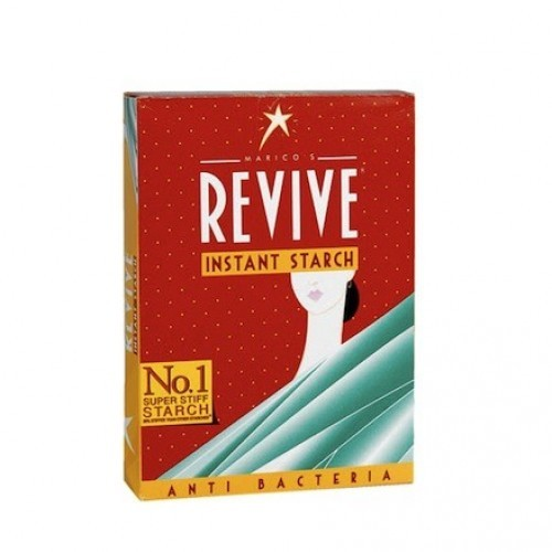 Revive Anti Bacteria Fabric Stiffener - Instant Starch 200 gm Pack