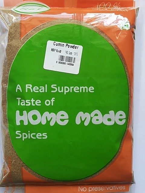 RST Home Made Spices - Cumin Powder