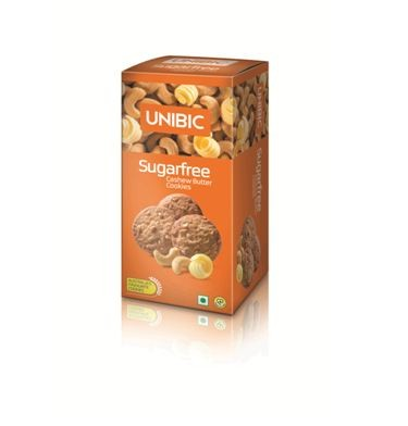 Unibic - Sugarfree Cashew Butter Cookie