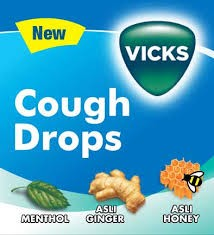 Vicks - Cough Drops