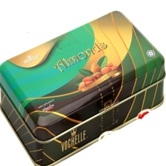 Vouchelle - Almonds Box 110 gm