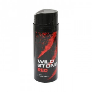 Wild Stone Body Deodorant - Red 150 ml Packing