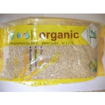 24 LM Organic Rice - Sonamasuri Brown
