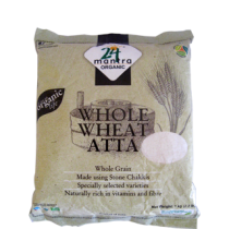 24 Mantra Organic Atta - Whole Wheat