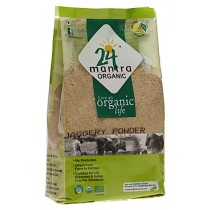 24 Mantra Organic Powder - Jaggery