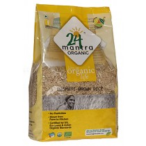 24 LM Organic Rice - Brown Basmati