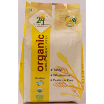 24 LM  Organic Wheat Atta