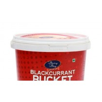 Dairy Day Ice Cream Bucket - BlackCurrant