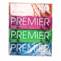 Premier - Special Facial Tissue Box 2 Ply 100 pulls