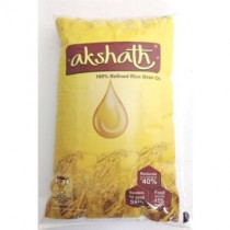 AKSHATH Oil - Refined Rice Bran