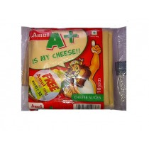 Amul - A+ Cheese Slice