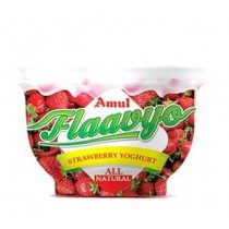 Amul - Flavvyo Yogurt Strawberry