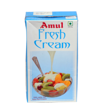 Amul - Fresh Cream