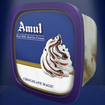 Amul Real Ice Cream - Chocolate Magic