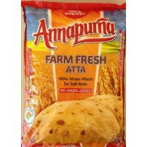Annapurna Atta - Farm Fresh Whole Wheat