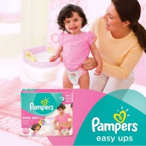 Pampers - Easy Ups Pants XL