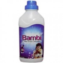 Bambi Fabric Softner & Conditioner 750 ml Pack