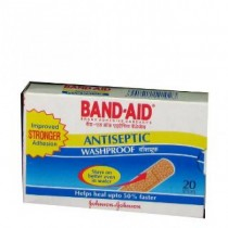 Band Aid Antiseptic Washproof