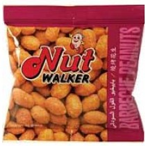 Nut Walker - Barbeque Peanuts