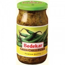 Bedekar - Green Chilli Pickle