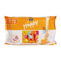 Bella Baby Wet Wipes - Milk & Honey
