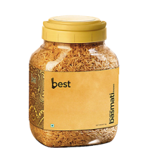 Best Basmati Rice - Brown