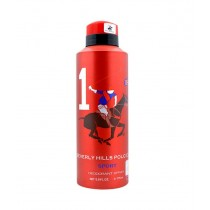 Beverly Hills Polo Club Deodorant Spray - 1 Sport (For Men) 175 ml