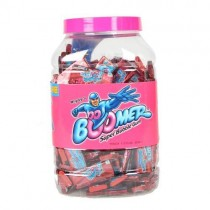 Boomer - Strawberry Gum 600 gm Jar
