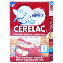Nestle Cerelac - Wheat Apple Cherry Stage 2