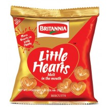 Britannia - Little Hearts 40 gm Pack