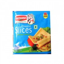 Britannia Cheese Slice - Processed Cheddar