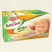 Britannia Nutri Choice - High Fiber Digestive Biscuits 250 gm