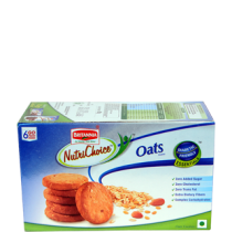 Britannia Nutri Choice - Oats Cookies 150 gm Pack