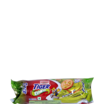 Britannia Tiger Cream Biscuits - Elaichi 50 gm Pack