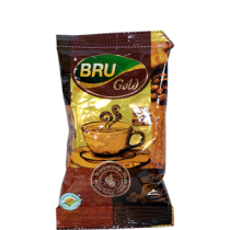 Bru Coffee - Gold Pouch