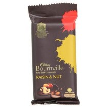 Cadbury - Bournville Nut & Raisin 80 gm Pack