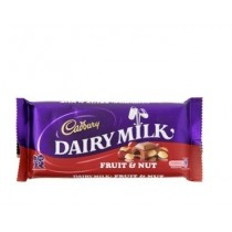 Cadbury - Fruit & Nut 80 gm Pack