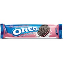 Cadbury - Oreo Strawberry Cream Biscuit