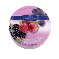 Charles Berger - Fruit Selection Candy 200 gm Pack