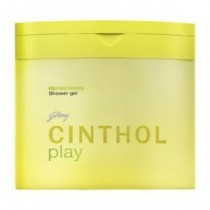 Cinthol Refreshing Shower Gel - Play 200 ml Pack